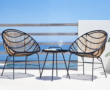 GJERLEV lounge chairs